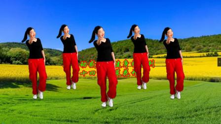 春季最火爆的减肥健身操《油菜花开》每天坚持到暴汗,让你偷着乐