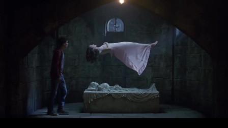 圣杯神器:狼人为帮女孩救回他妈妈,与吸血鬼们搏斗,太惊险了