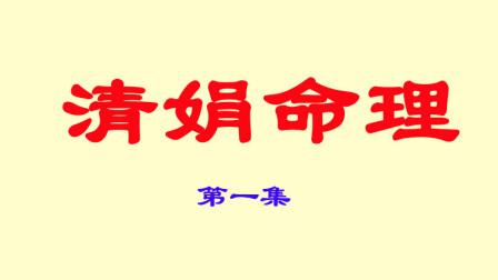 杨清娟盲派八字命理--第1集