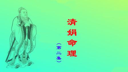 杨清娟盲派八字命理--第二集