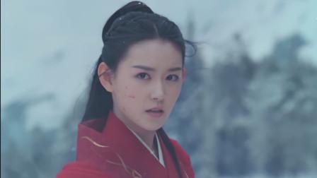 《三千鸦杀》开播,童星蒋依依长大了,帝女太惊艳了