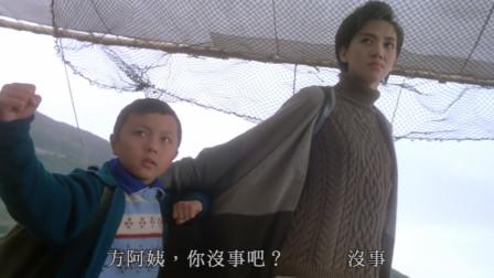 梅艳芳遭到偷袭,谢苗直接出手帮忙,没想到他还有两下子