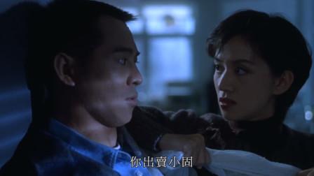 李连杰对战梅艳芳,这段打戏真是经典,气氛却让人有点怪