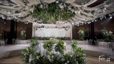 XU&FU 铂尔曼 婚礼视频 菲昵印象出品