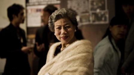 香港TVB鬼后龙婆:85岁罗兰至今未婚,早年扮演路人片酬3港币!