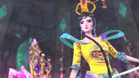 叶罗丽:毒娘娘竟然这么说女王,女王气坏了