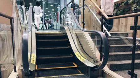 """日本最""""奇葩""""的电梯,只有五个台阶,一个跨步下楼都比电梯快"""