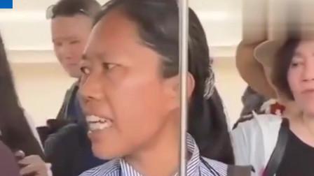 泰国网红导游水晶晶阿梅姐太搞笑了