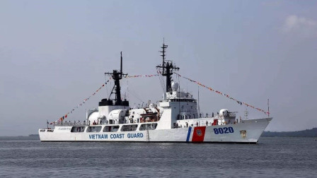 两大南海邻国再起冲突,越南海警船撞向护卫舰,为夺石油不择手段