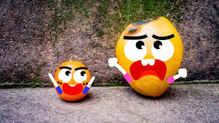水果、蔬菜和哑铃都会说话了,奇趣爆笑动画