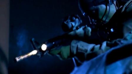 狙击蜘蛛巢:特种兵一枪崩一个大型蜘蛛,没成想一看蜘蛛的血惊讶,竟是绿色的