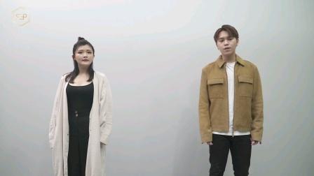 王雪晶(MGirls)/Juztin 劉界輝 Song Cover《粤语组曲》