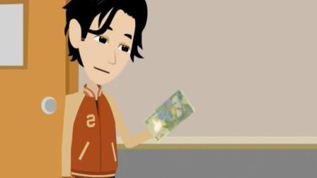 巴尔迪老师不地道,收了钞票也没放过人家