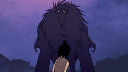 非常感人的动画短片野兽超有爱