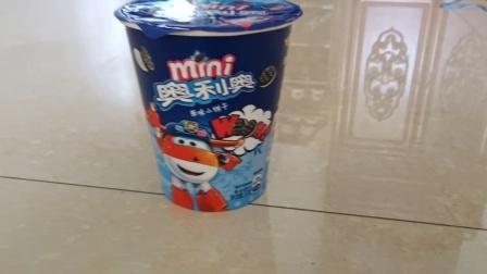 (童年乐园)26  试吃mini奥利奥原味