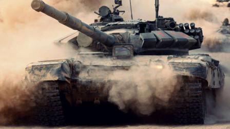 要超越中国?印度陆军宣布宏大计划:再组建21个T90坦克团