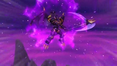 星兽猎人:暗亡魔龙越来越强,众人陷入苦战