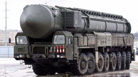 """俄""""世界最强导弹""""绝活太多,没防御系统可拦截,美国敢挑战吗?"""