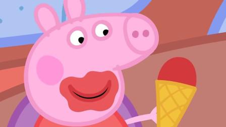 小猪佩奇恐龙来喽猪猪侠汪汪队超级飞侠