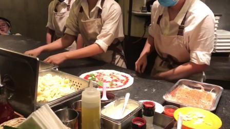 越南西贡披萨,越南街头小吃