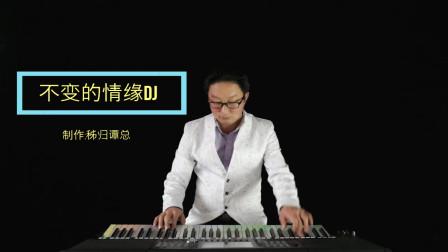 不变的情缘DJ版电子琴音乐
