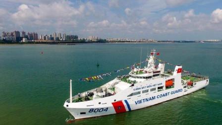 4000吨海警船冲撞护卫舰,越南终于露出真正野心,此前一直被误判