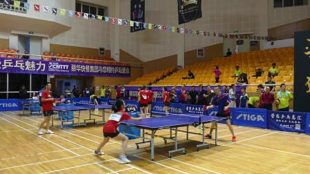 中青组16进8 快乐乒乓队(霍光) vs 西海联队(姜天笑) 2019年第十五届STIGA杯全国乒乓球巡回赛(北京赛区)