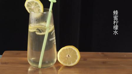 蜂蜜柠檬水怎么做好喝有好看