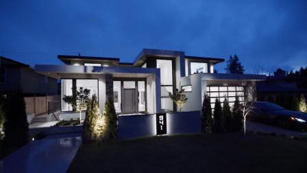 大美现代豪华别墅,时尚优雅,生活多姿多彩