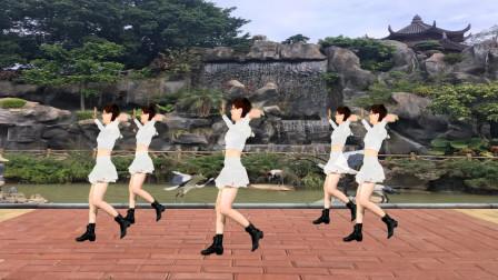 劲爆健身舞《放歌走天涯》简单32步,每天坚持,快乐减肥