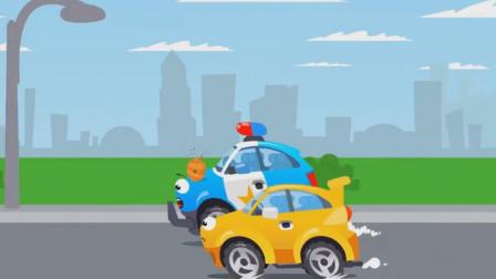 汽车总动员:被蜜蜂缠身的汽车家族喊天天不应,喊地地不灵啊!
