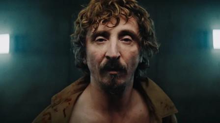 惊悚片《饥饿站台》,垂直监狱越往下越丑陋,结局欺骗了很多人