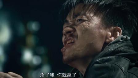 甄子丹暴打王宝强,拳速快如闪电,这才是他期待的样子