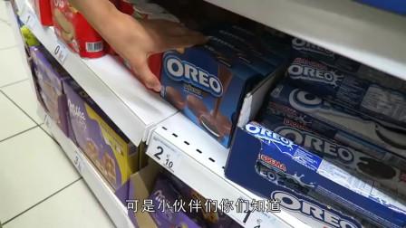 牛人把奥利奥做成冰淇淋,一口下去太美味,你想尝尝看吗?