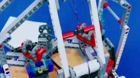 乐高编绳机器人