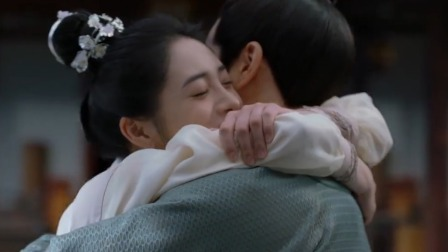 《大唐女法医》激动人心!冉颜萧颂重逢深情拥吻