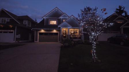 二层美式小别墅,造价60万,层次分明,你喜欢吗