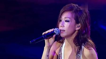 林忆莲演唱会一首《爱上一个不回家的人》听完感觉心灵都被净化了!
