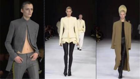 2020 时尚 巴黎时装周 Haider Ackermann 高清版 Fall Winter 秀场