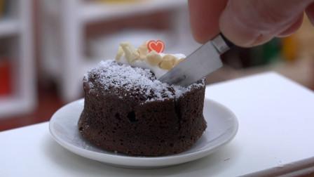 """朋友买来""""迷你小厨房""""做甜点,做好让我品尝,我:花里胡哨!"""