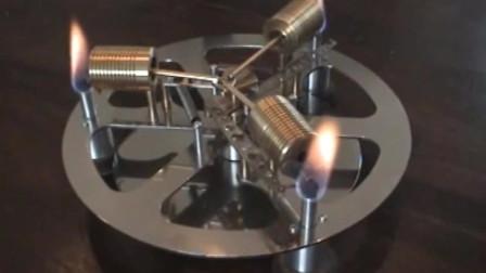 三缸真空发动机大家说和径向发动机有什么不同呢?
