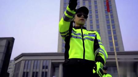 太魔性!火遍全球的鬼步舞《seve》女交警版,能不能不要这么酷!