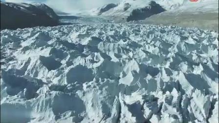 美丽壮观的祖国西藏冰川  世外桃源 不去看看怎么行