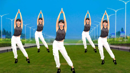 腰部减肥操教学《为爱付出》专门减肚子赘肉,让你年轻10几岁
