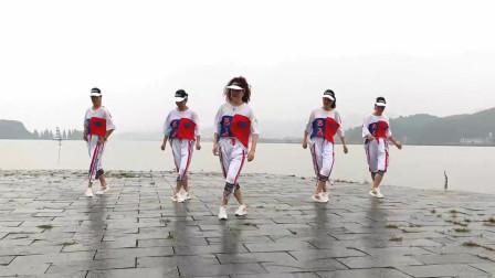 流行鬼步舞《迈克杰克逊》5人齐跳太好看了,看了好几遍.