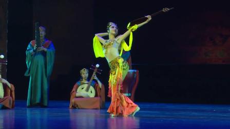 敦煌舞独舞《反弹琵琶》,复活的敦煌壁画,真为我国的艺术而自豪