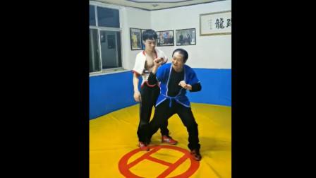 刘清海老师教中国跤20200326010揣、披