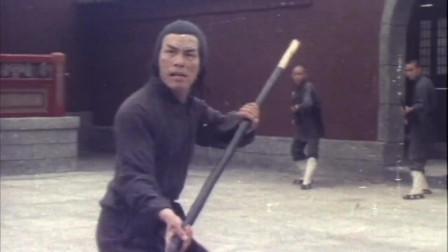 少林叛徒:雷鹏飞武功高强,整个少林都不是他的对手,长老后悔