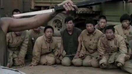 战俘被鬼子殴打,结果强势反击,怒杀众鬼子!
