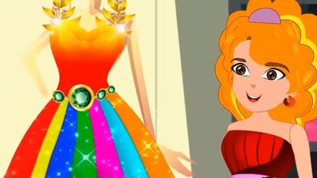女孩买不起公主裙,暖心帮助迷路的小鸟,结果得到了新裙子?